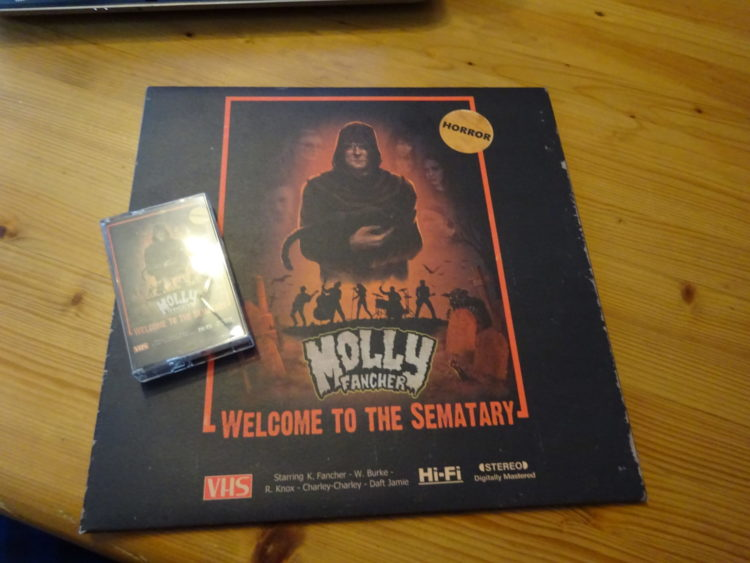 Molly Fancher - Welcome to the sematary 1