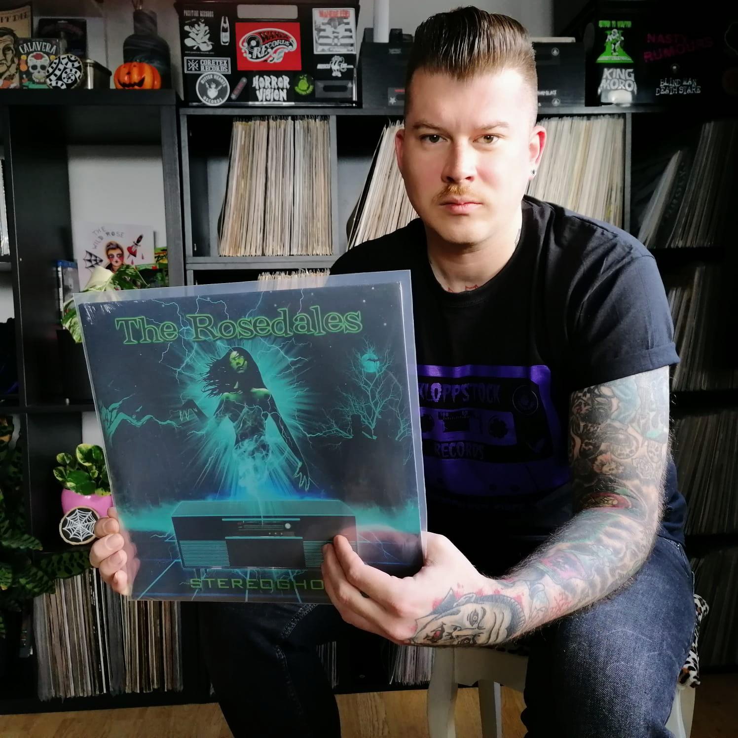 Vinylsünde - mit Thomas von Kloppstock Records 2