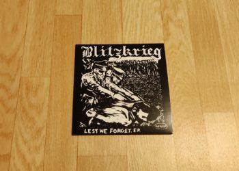 Blitzkrieg - Lest We Forget