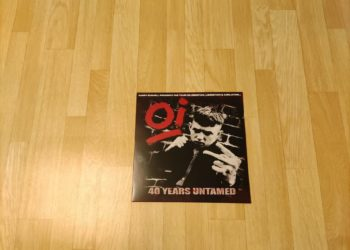 Various Artists - Oi! 40 Years Untamed