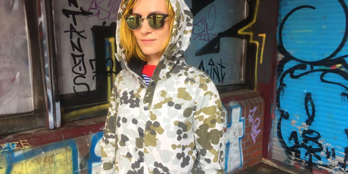 Frauen im Musikbusiness - Katja von BERLIN BLACKOUTS 6