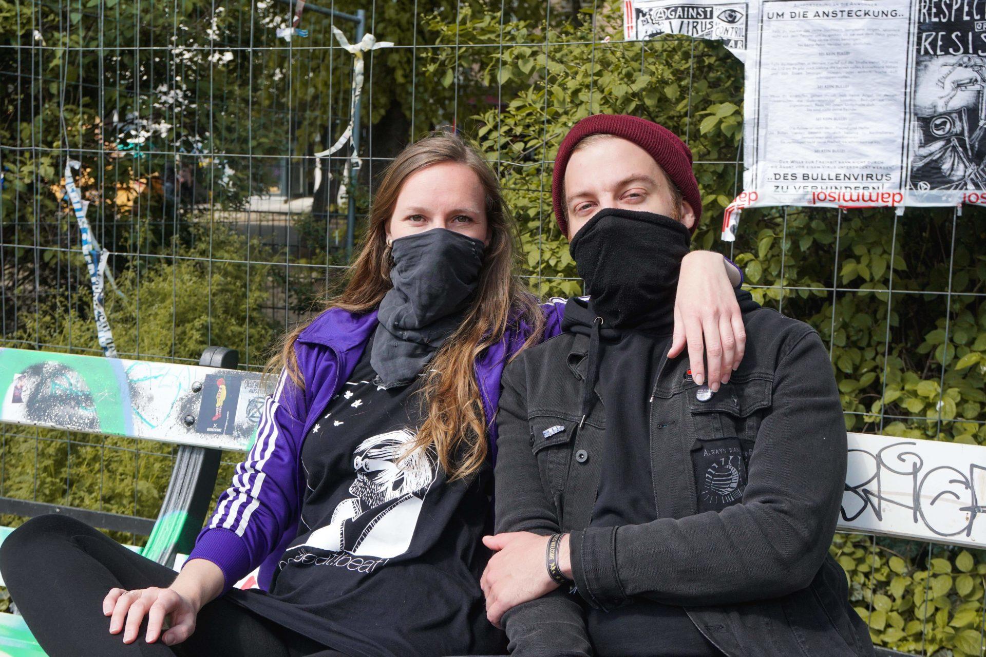 """""""Die Freundin von..."""" - Ein Interview zu Punk und Sexismus 1"""