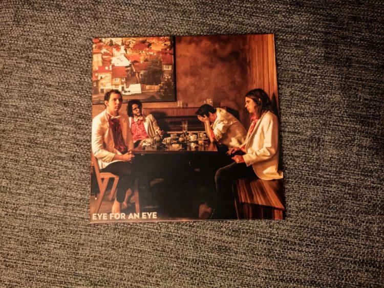 Ponte Pilas – Eye For An Eye Vinyl-Single 1