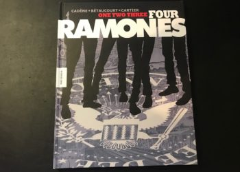 One Two Three Four RAMONES 8