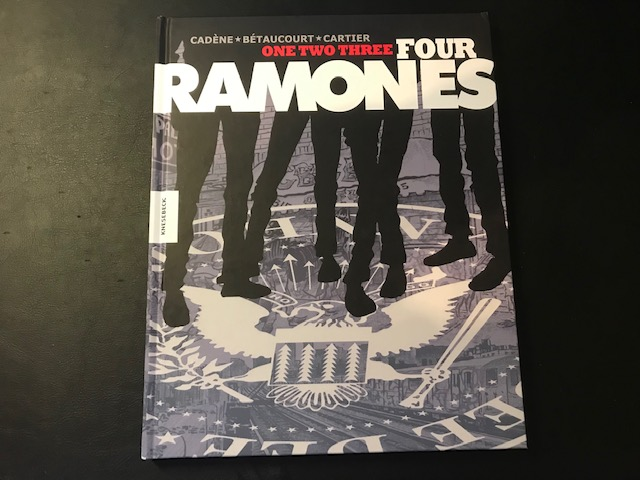 One Two Three Four RAMONES 3