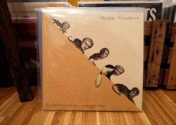 Rocket Freudental - Erdenmenschen Weggetreten Vinyl-LP 4