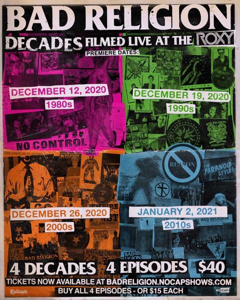 Bad Religion - Decades