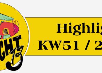 Flight13 Highlights KW51 / 2020 17