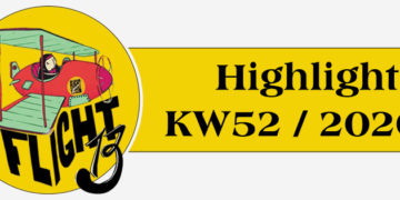 Flight13 Highlights KW52 / 2020 19