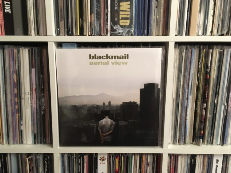 Blackmail - Aerial View 1