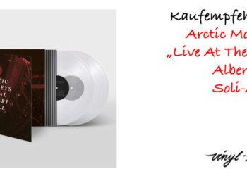 Empfehlung: Arctic Monkeys Live At The Royal Albert Hall 14