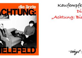 Empfehlung: Die Ärzte - Achtung: Bielefeld 15