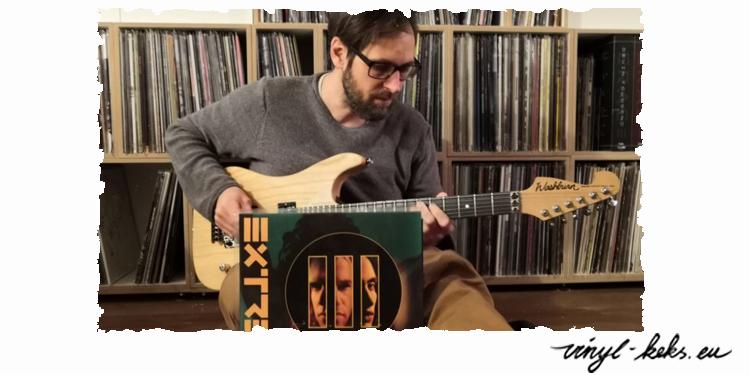 Vinylsünde – mit René von der Band GRIND 1