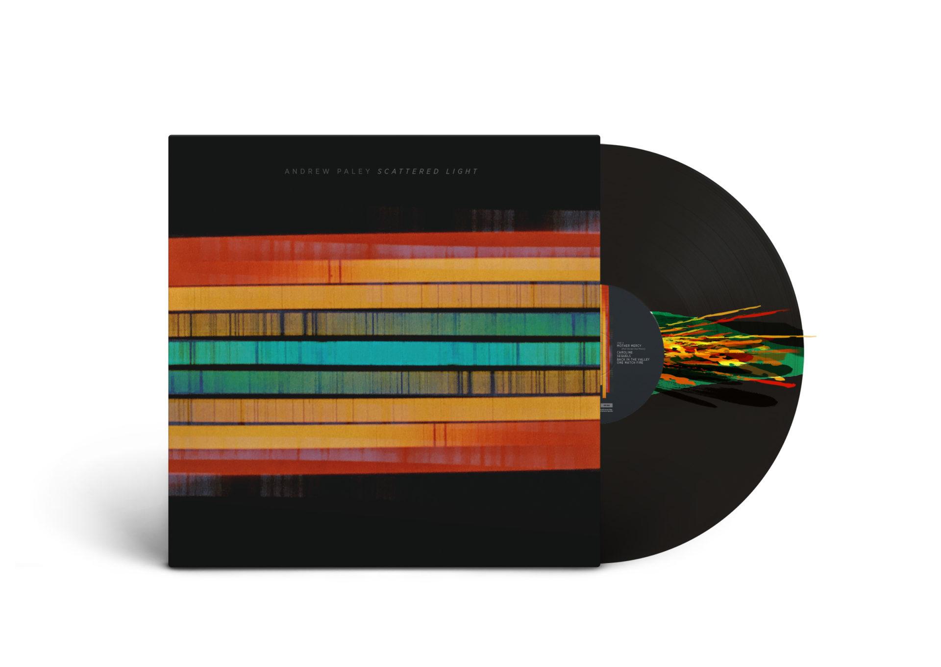 """Andrew Paley veröffentlicht limitierte LP von """"Scattered Light"""" 1"""