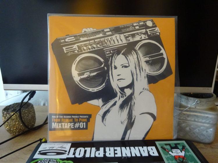 From Reggae to Punk - Mixtape #01 1