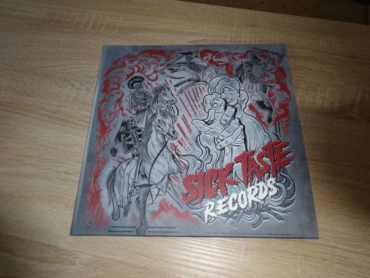 V.A. - Sick Taste Records 1
