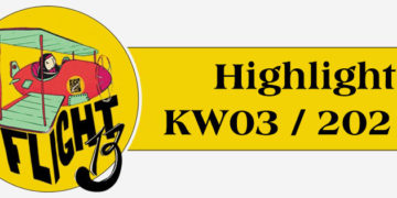 Flight13 Highlights KW03 / 2021 2