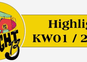 Flight13 Highlights KW01 / 2021 13