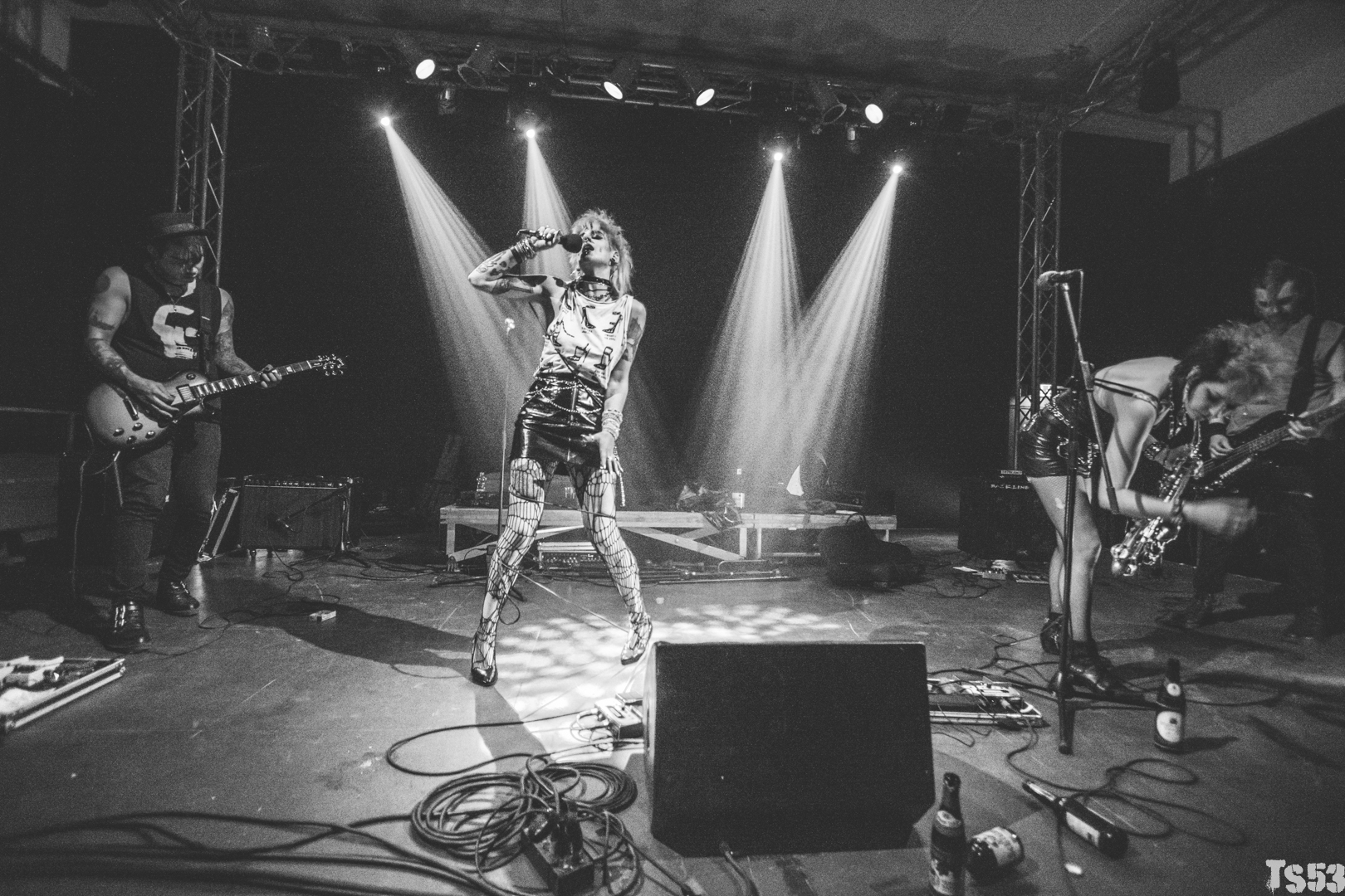 Frauen im Musikbusiness - TOTENWALD 2