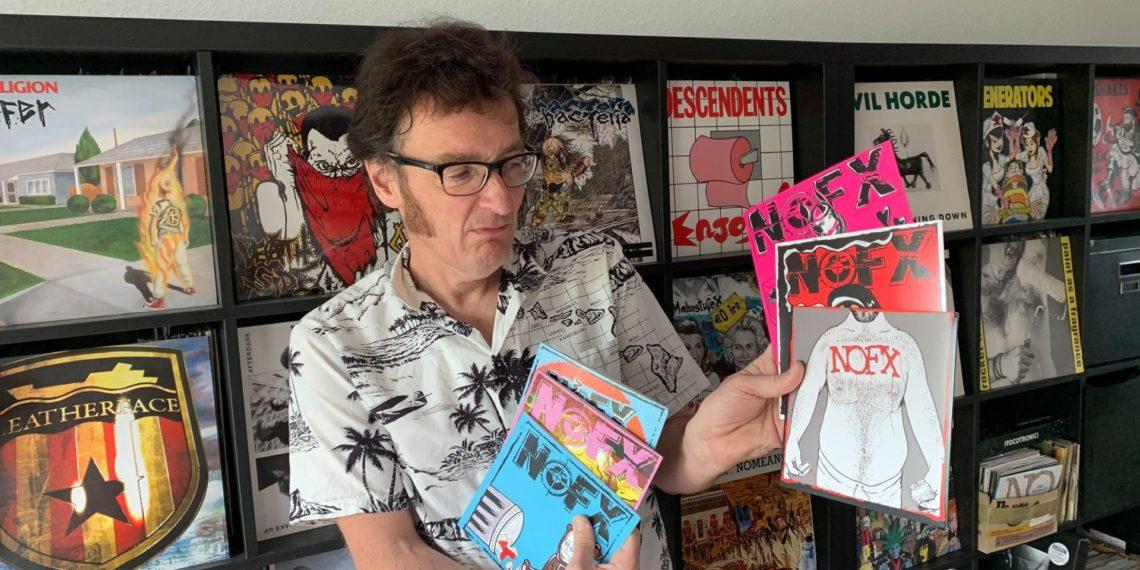 Vinylsünde - mit Swen Bock Plastic Bomb Mitbegründer 2