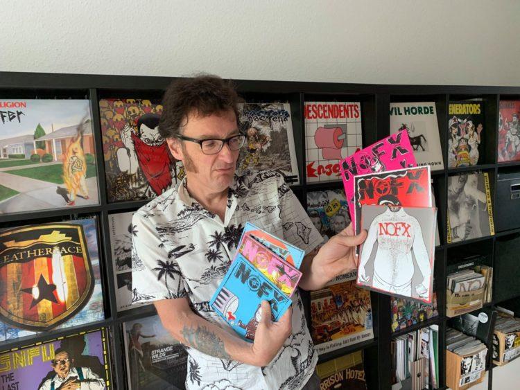 Vinylsünde - mit Swen Bock Plastic Bomb Mitbegründer 1