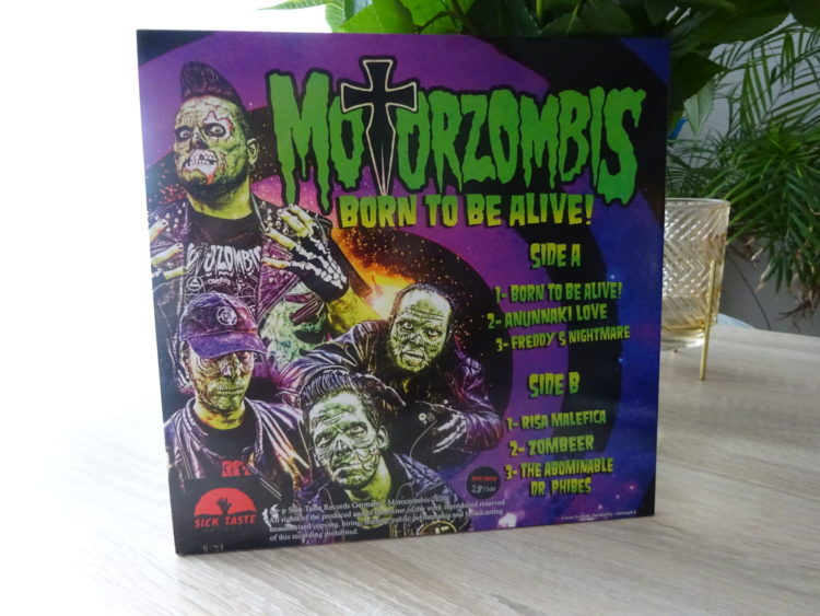 Motorzombis - Born to be alive! 1