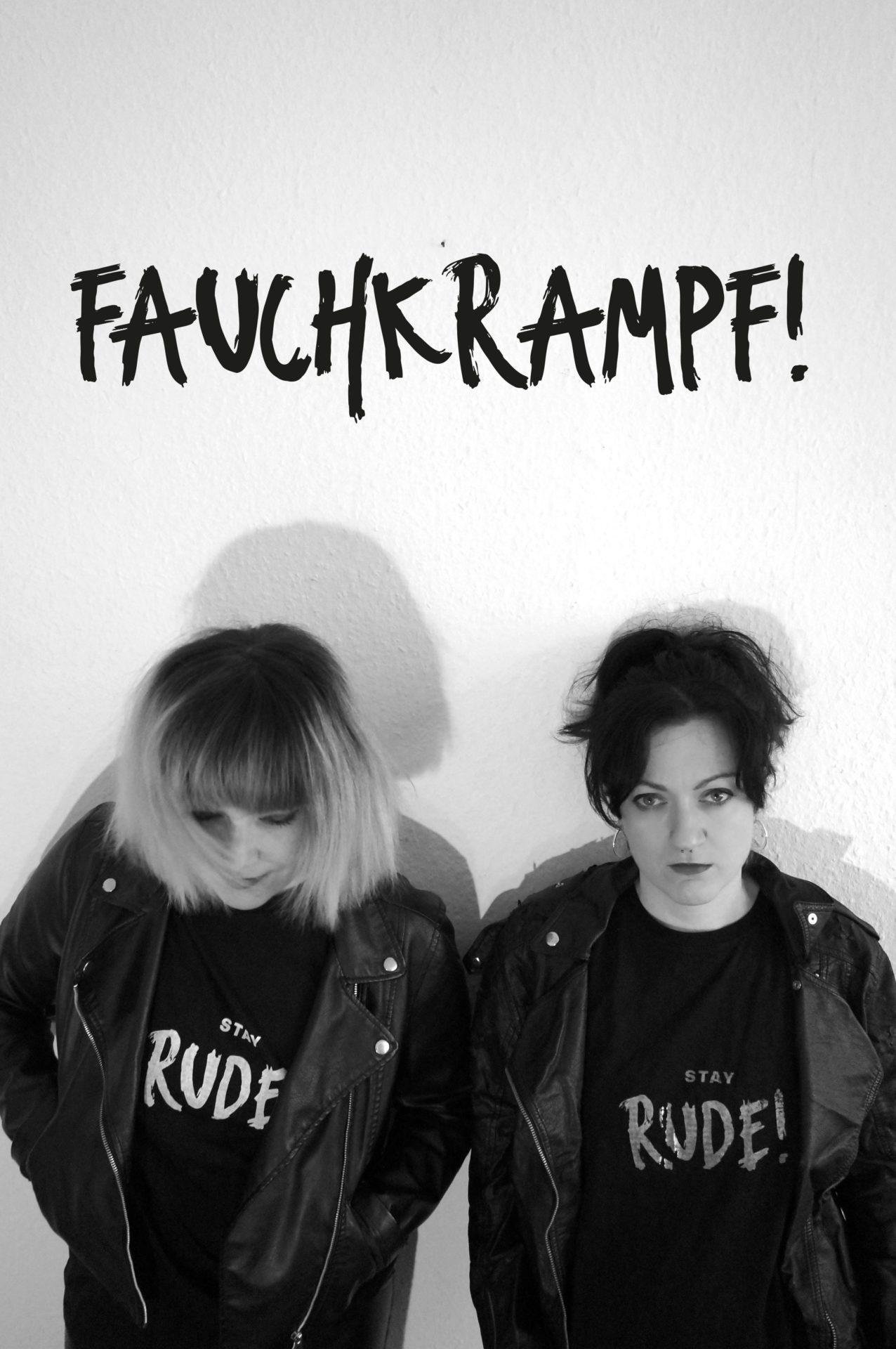 FAUCHKRAMPF! MUSIC AGENCY FOR ANGRY FEMINISTS – Ein Gespräch 1