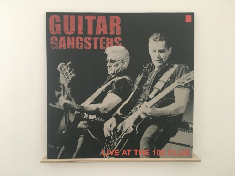 Guitar Gangsters - Live At The 100 Club 1