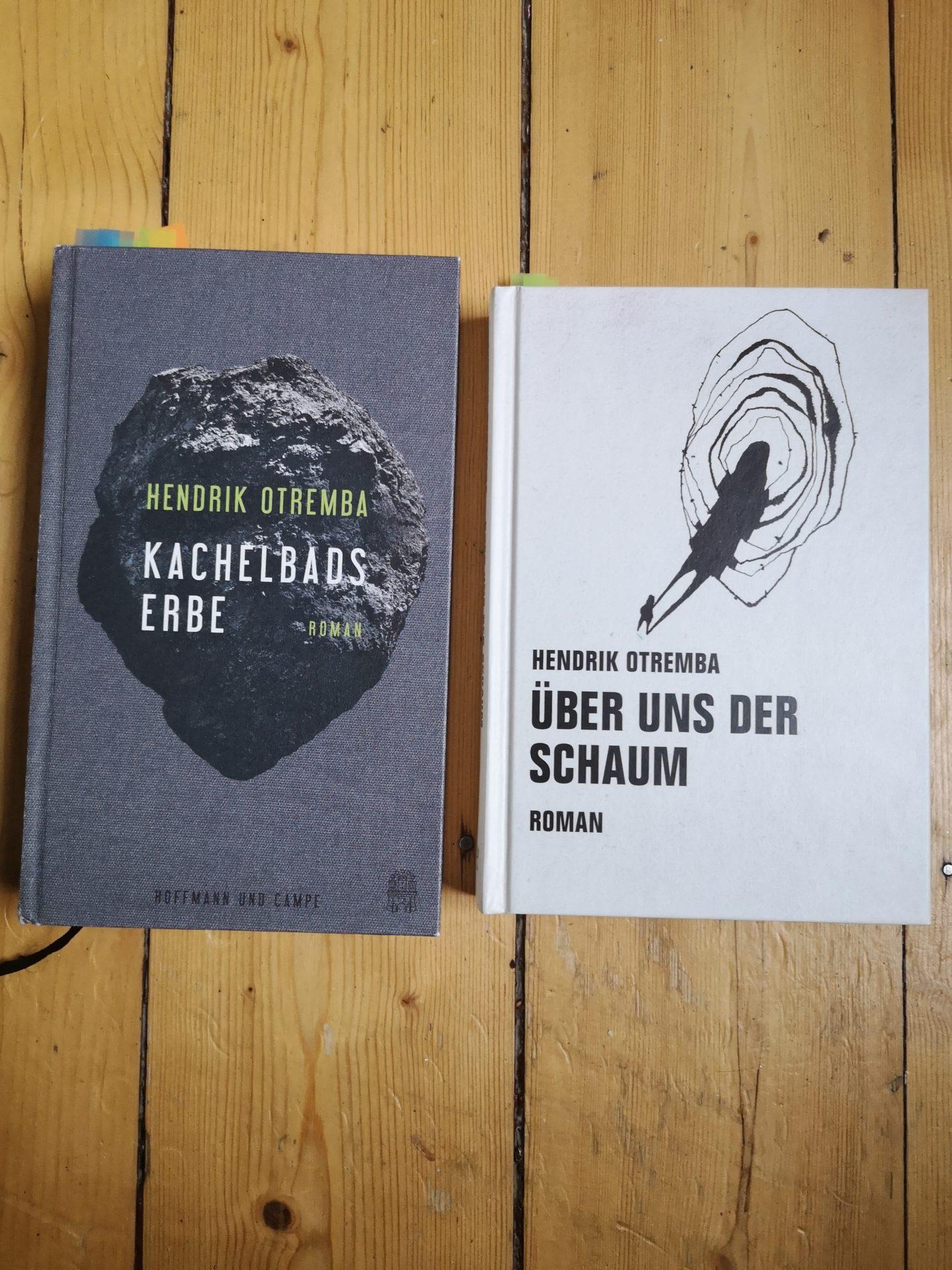 Musik trifft Literatur #2 - Interview mit Hendrik Otremba 2