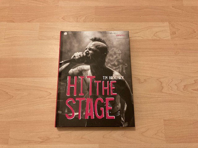 Tim Hackemack - Hit the Stage 1