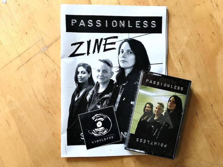 Passionless Pointless - Passionless Pointless