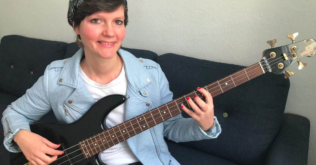 """Frauen im Musikbusiness - Franka von """"Mädels an die Bässe"""" (YouTube) 3"""