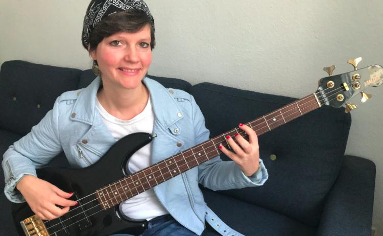 """Frauen im Musikbusiness - Franka von """"Mädels an die Bässe"""" (YouTube) 1"""