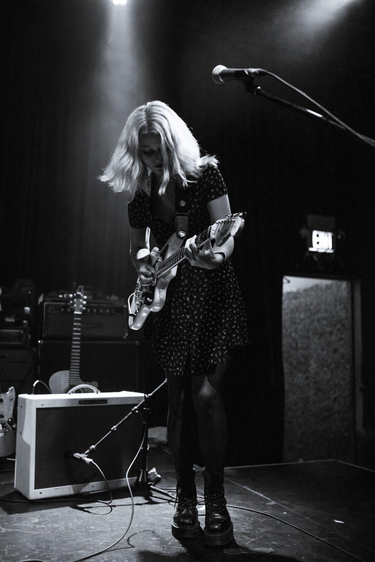 Frauen im Musikbusiness - Sapphire von CUFFED UP aus LA 1