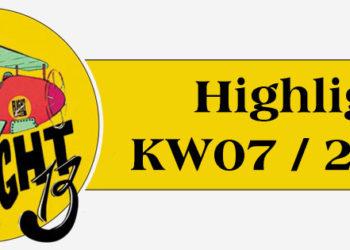 Flight13 Highlights KW07 / 2021 7