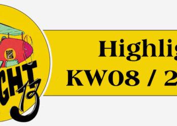 Flight13 Highlights KW08 / 2021 5
