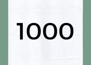 1000 Beiträge und kein Stück müde... 1