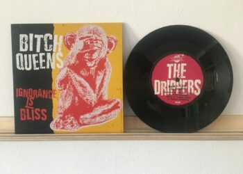 Bitch Queens/The Drippers - Split 4