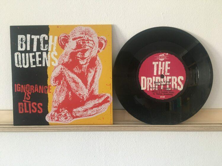 Bitch Queens/The Drippers - Split 1