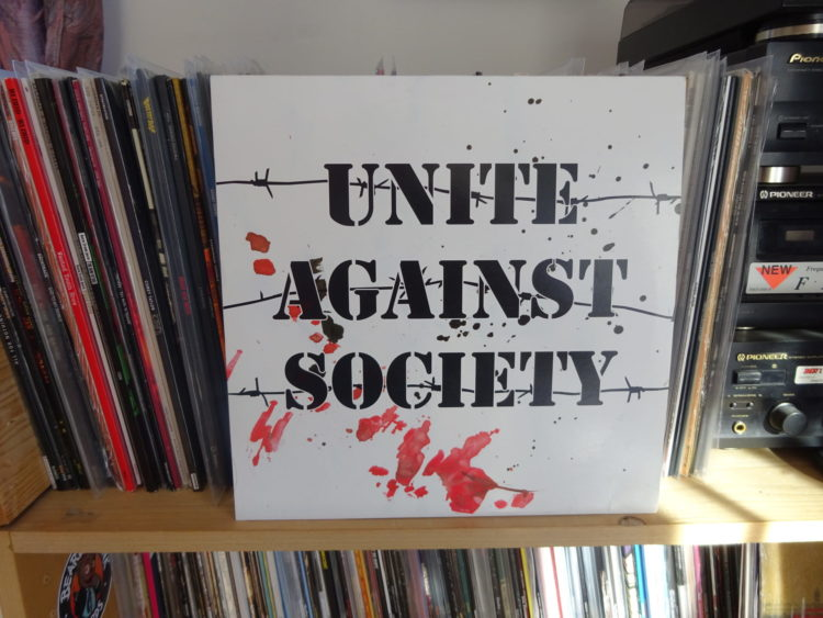 Unite Against Society - s.t. 1