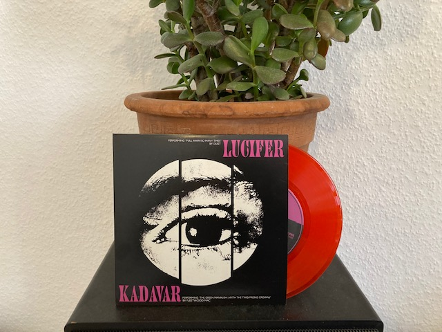 Lucifer / Kadavar - Split 7inch 1