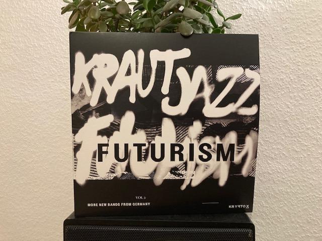 Kraut Jazz Futurism Vol. 2 1