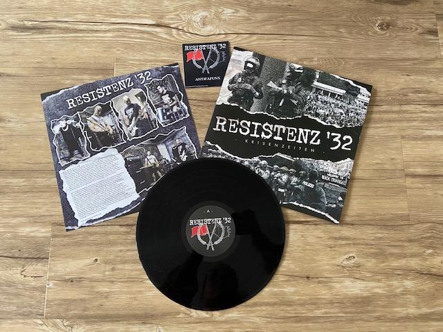 Resistenz '32 -Krisenzeiten