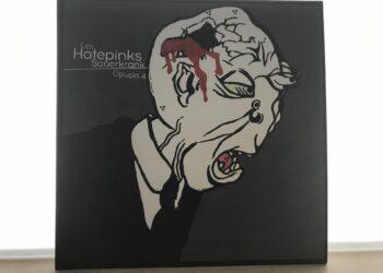 Les Hatepinks – Sauerkrank / Opupo 4 8