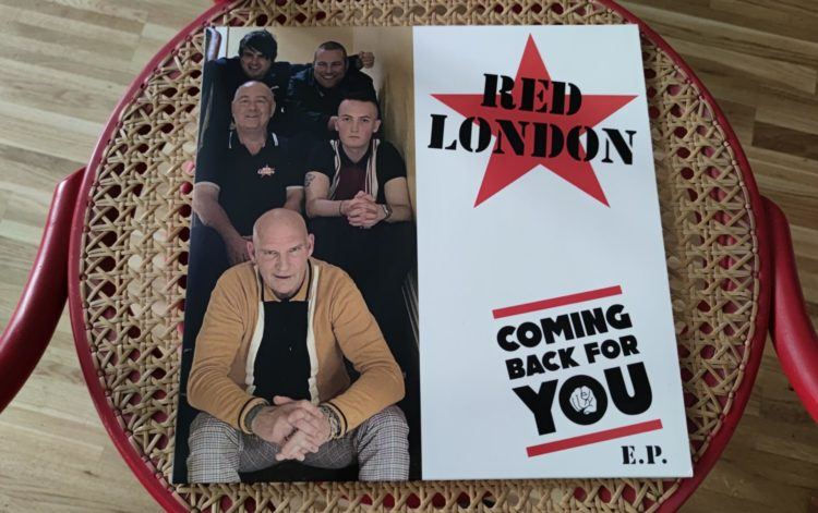 RED LONDON - COMING BACK FOR YOU 1