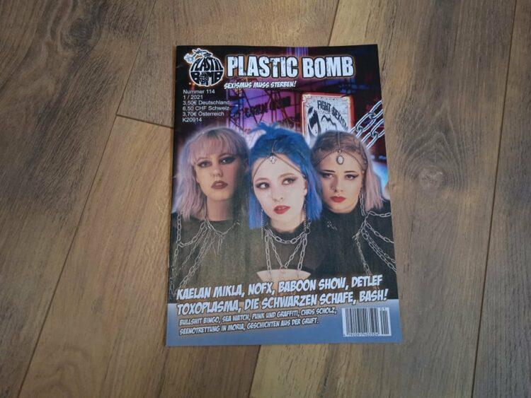 Plastic Bomb 114 1