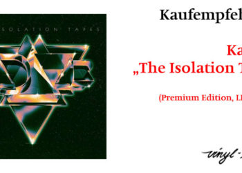 Empfehlung: Kadavar The Isolation Tapes (Premium Edition) 5