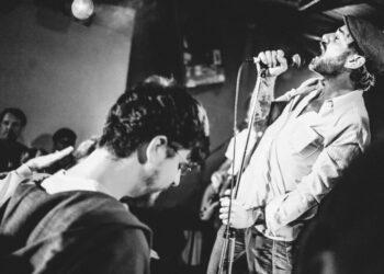 Musik trifft Literatur #7 - mit Jonny Bauer u.a. Sänger der Punkband OIRO 6