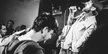 Musik trifft Literatur #7 - mit Jonny Bauer u.a. Sänger der Punkband OIRO 5