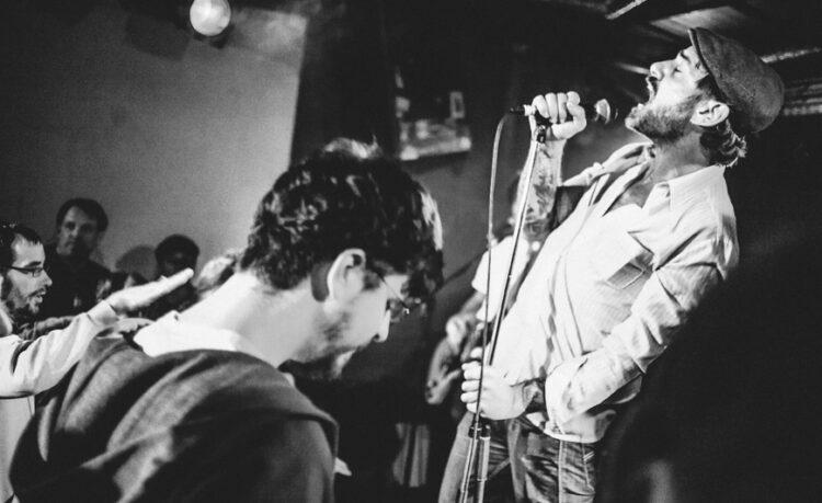 Musik trifft Literatur #7 - mit Jonny Bauer u.a. Sänger der Punkband OIRO 1